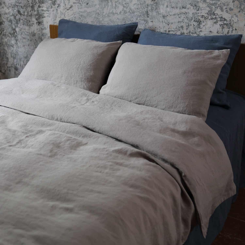 dekbedovertrek saint malo stoerlinnen. Black Bedroom Furniture Sets. Home Design Ideas